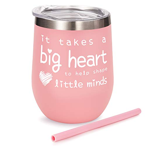 teacher gift tumbler mug