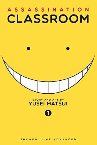 Assassination Classroom by Yusei Matsui
