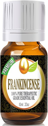 Frankincense Essential Oil - 100% Pure Therapeutic Grade Frankincense Oil - 10ml