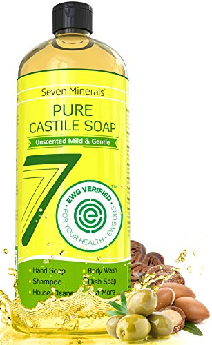 New Pure Castile Soap by Seven Minerals