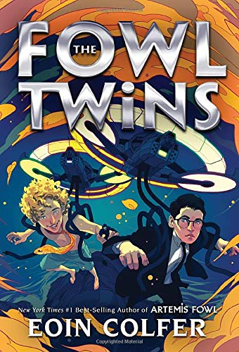 Artemis Fowl spinoff The Fowl Twins