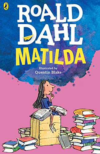 Matilda is a strong role model for girls