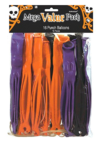 Halloween Ghoulish Punch Balloon