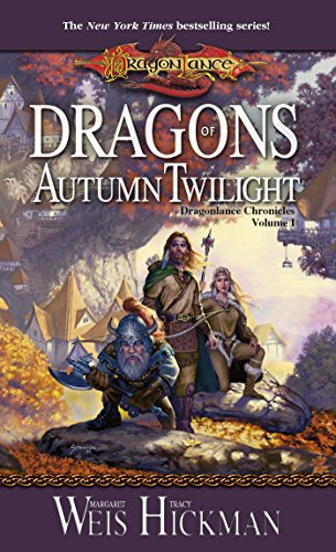 Dragons of Autumn Twilight (Dragonlance Chronicles Book 1)