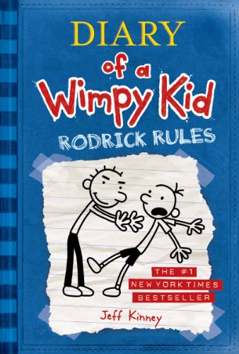 Rodrick Rules (Diary of a Wimpy Kid, Book 2)