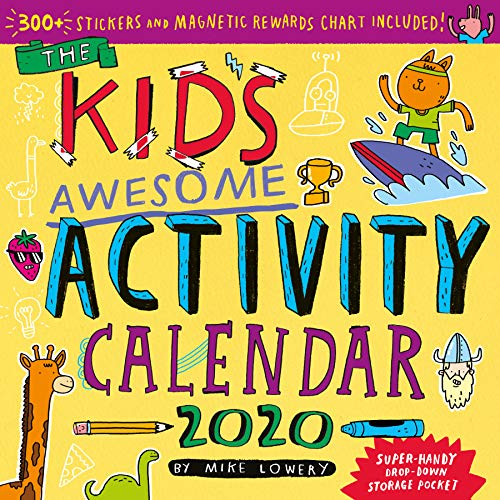Best 2020 Calendars for Kids