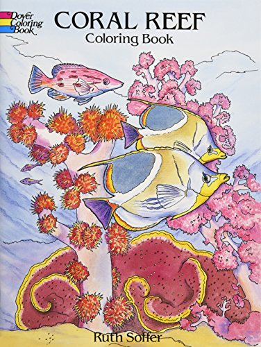 Coral Reef Coloring Book (Dover Nature Coloring Book)