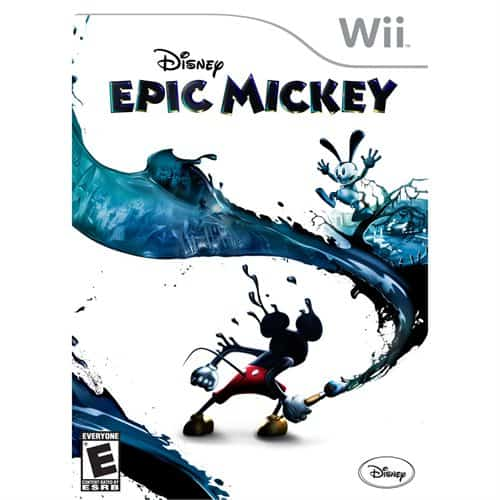 DisneyEpicMickeyCover Epic Mickey- First Impressions