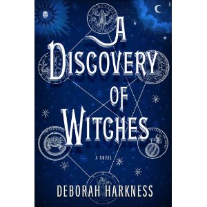 "51b IJHEaHL. SL500 AA300 ""Discovery of Witches"" by Deborah Harkness"