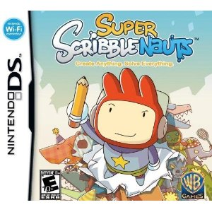 Review: Super Scribblenauts for Nintendo DS