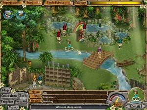 screen1 Virtual Villagers 5: New Believers