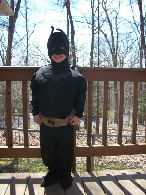 100 1172 Costume Supercenter's Dark Knight Costume Review