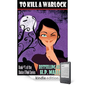 51bDZ CHCnL. SL500 AA266 PIkin3BottomRight 1634 AA300 SH20 OU01 Book Review- To Kill A Warlock by HP Mallory