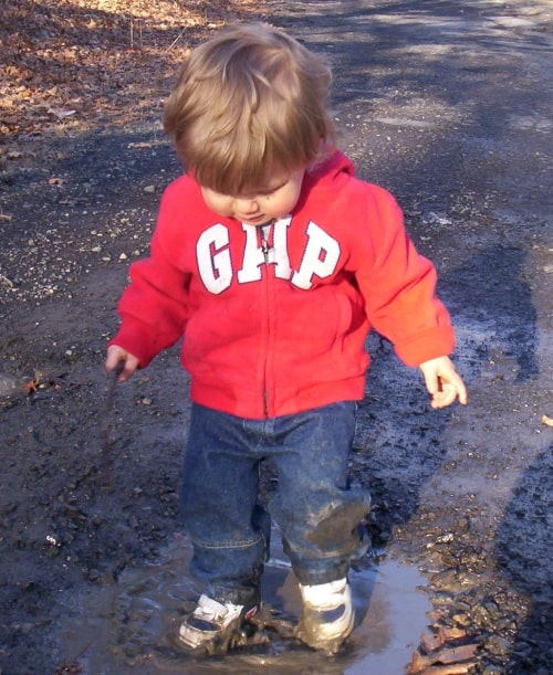 Stomping in the Mud