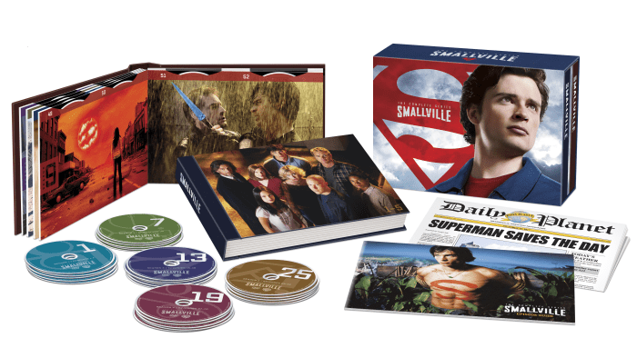 33c263f093 Smallville Smallville- Superhuman Powers