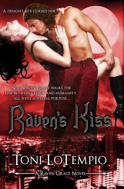 ToniLoTempio RavensKiss POD Book Review- Raven's Kiss