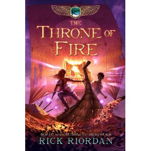Book Review: The Throne of Fire