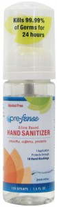 Prefense Hand Sanitizer