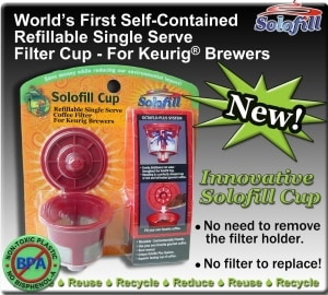 Solofill for Keurig