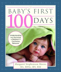Babys First 100 Days 2x3 Book Review and Blog Tour- Baby's First 100 Days