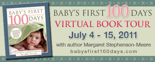Babys First 100 Days Blog Tour Book Review and Blog Tour- Baby's First 100 Days