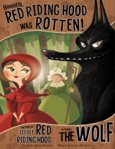 Untitled Book Review- Honestly, Red Riding Hood Was Rotten