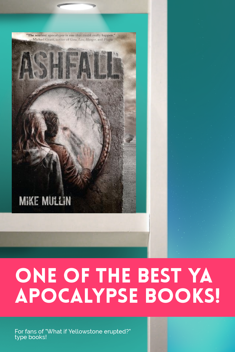 "Ashfall by Mike Mullin is one of the most popular ""what if Yellowstone erupted"" YA apocalyptic books of the century for a good reason! Find out what makes this doomsday story so special!"