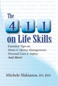 411 fr.cover smaller Michele Sfakianos Gives You the 4-1-1 on Life Skills