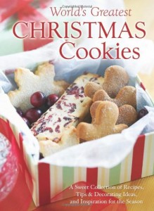 51MWjRve4EL Book Review: The World's Greatest Christmas Cookies