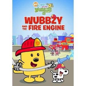51SemurXMfL. SL500 AA300 Wow! Wow! Wubbzy!: Wubbzy & the Fire Engine