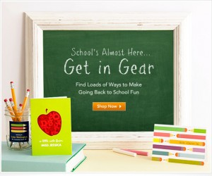 """BackToSchool with Tiny Prints Make """"Back to School"""" Time More Special With Tiny Prints"""