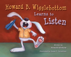 HBW1 FrontCov Book Review: Howard B. Wigglebottom (with Giveaway)