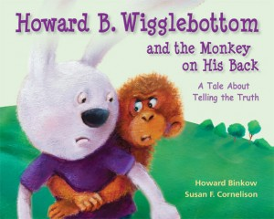 HBW Frontmon Book Review: Howard B. Wigglebottom (with Giveaway)