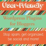 Totally User-Friendly WordPress Plugins