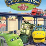 Chuggington: It's Training Time Review and Giveaway