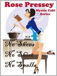 Book Review: No Shirt, No Shoes, No Spells