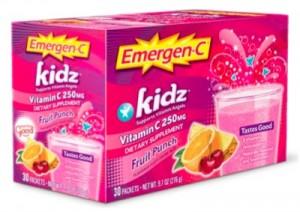 Emergen C Kidz Emergen-C Kidz Blog Tour