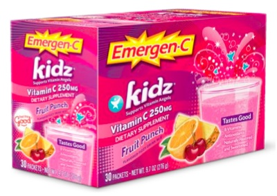 Emergen-C Kidz Blog Tour