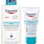 Eucerin Plus Body Lotion and Hand Crème Review