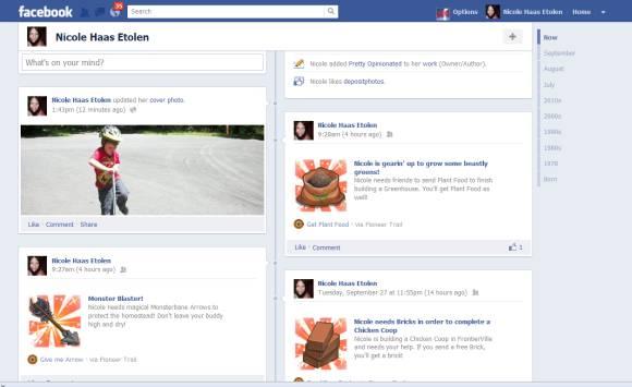 FB2 Taking the Facebook Timeline Plunge