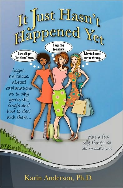 Book Review: It Just Hasn't Happened Yet