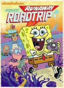 SpongeBob RunawayRoadtrip e DVD Review: Spongebob SquarePants: Spongebob's Runaway Road Trip