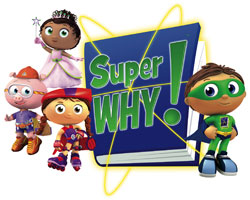 Super WHY Is Back With a Brand-New Super Reader!