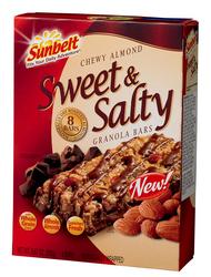 Sunbelt Granola Saved The Day!