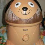 Crane Adorable Humidifier Review and Giveaway