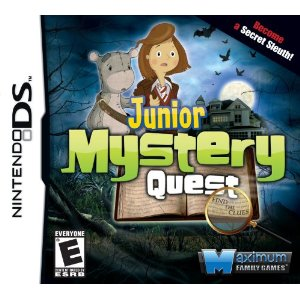 Spotlight On Junior Mystery Quest for DS