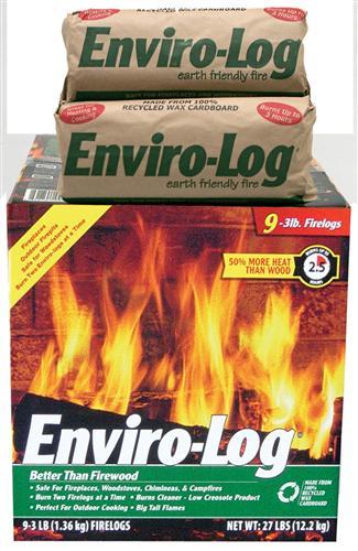 Spotlight on Enviro-Logs