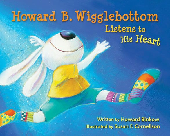 HBW2 FrontCov 2 Book Review: Howard B Wigglebotton Listens to His Heart