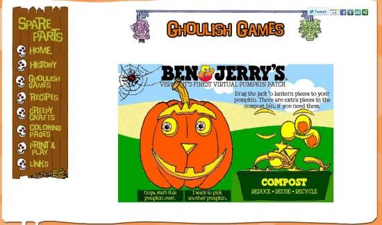 Pumpkin Patch e1317908733891 Fun Online Halloween Games For Kids