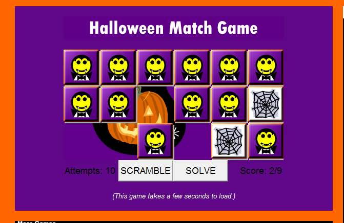 Untitled Fun Online Halloween Games For Kids